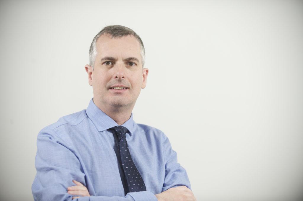 John Blackwood, Chief Executive of Scottish Association of Landlords (SAL)